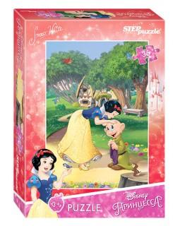 """Мозаика """"puzzle"""" 35 """"Белоснежка - 2"""" (Disney)"""
