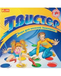 """Игра для веселой компании """"Твистер"""""""