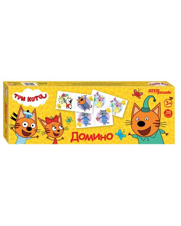 """Домино """"Три кота"""" (АО """"СТС"""")"""