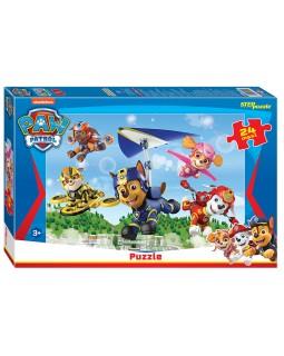 Мозаика puzzle maxi 24 Щенячий патруль