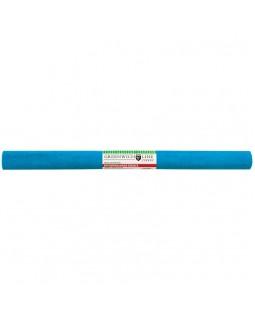 Бумага крепированная Greenwich Line, 50*250см, 32г/м2, небесно-голубая, в рулоне