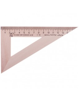 Треугольник 30°, 16см Можга, дерево