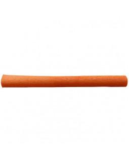 Бумага крепированная флористическая Werola, 50*250см, 128г/м2, растяж. 250%, оранжевая, в рулоне