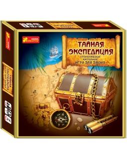 Настольная игра - Тайная экспедиция