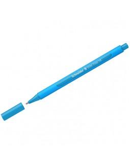 "Ручка шариковая Schneider ""Slider Edge XB"" голубая, 1,4мм, трехгранная"