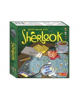 Настольная игра - Sherlook