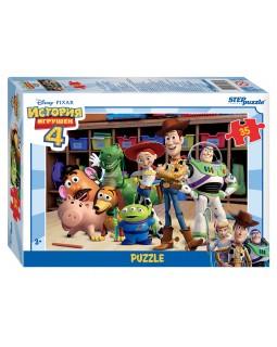 """Мозаика """"puzzle"""" 35 """"История игрушек - 4"""" (Disney/Pixar)"""