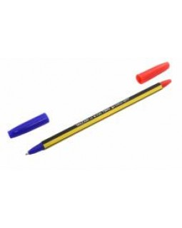 Ручка шар. двухсторонняя TWIXI СИНЯЯ и КРАСНАЯ, 1.0мм корпус пласт.