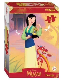 """Мозаика """"puzzle"""" 35 """"Мулан"""" (Disney)"""