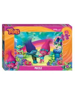 "Мозаика ""puzzle"" maxi 24 ""Trolls"" (DreamWorks)"