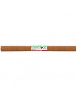 Бумага крепированная Greenwich Line, 50*250см, 32г/м2, светло-коричневая, в рулоне