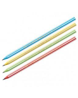 "Карандаш ч/г Bic ""Evolution Stripes"" HB, заточен., пластиковый"