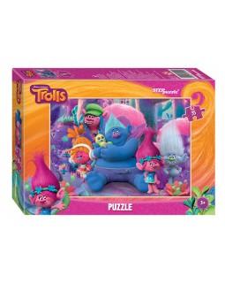 "Мозаика ""puzzle"" 35 ""Trolls"" (DreamWorks)"