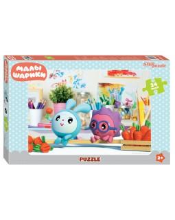 "Мозаика ""puzzle"" maxi 24 ""Малышарики"" (Мармелад Медиа)"