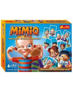 Настольная карточная игра - Mimiq