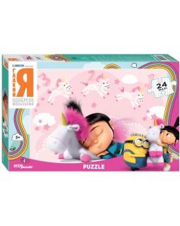 "Мозаика ""puzzle"" maxi 24 ""Гадкий Я"" (Universal)"