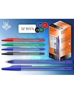 Ручка шариковая TZ-927 A. FARO новое перо синяя
