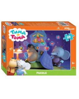 """Мозаика """"puzzle"""" 35 """"Тима и Тома"""" (Мармелад Медиа)"""