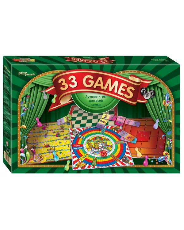"""Игра """"33 лучшие игры мира"""""""