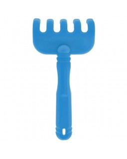 Грабли голубые 13 см