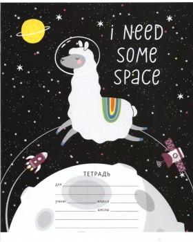 Тетрадь 12л., клетка ArtSpace Космос. Fantastic space