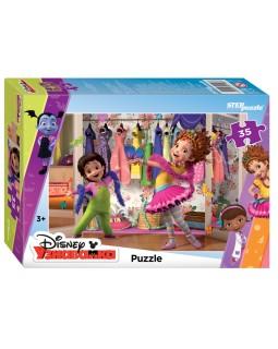 """Мозаика """"puzzle"""" 35 """"Изысканная Нэнси Клэнси"""" (DisneyJunior)"""