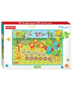 "Мозаика ""puzzle"" 35 MAXI ""Fisher Price"" (Mattel)"