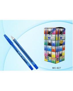 Ручка шариковая Piano 0,7мм синяя на масл.основе