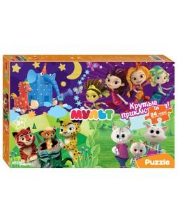 Мозаика puzzle maxi 24 Сказочный патруль и др. Мульт