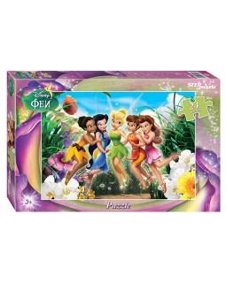 """Мозаика """"puzzle"""" maxi 24 """"Феи"""" (Disney)"""