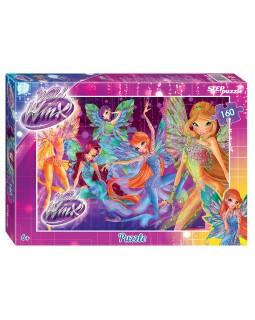 """Мозаика """"puzzle"""" 160 """"Winx - 2"""" (Rainbow)"""