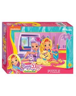 """Мозаика """"puzzle"""" 60 """"Sunny Day"""" (Никелодеон)"""