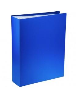 Папка со 100 вкладышами OfficeSpace, 30мм, 600мкм, синяя