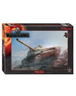 "Мозаика ""puzzle"" 160 ""World of Tanks"" (Wargaming)"
