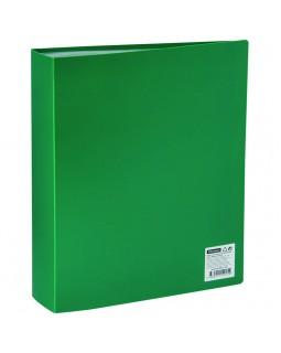 Папка с 80 вкладышами OfficeSpace, 30мм, 600мкм, зеленая