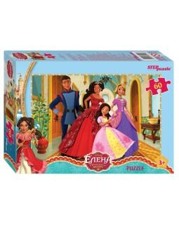 """Мозаика """"puzzle"""" 60 """"Елена — принцесса Авалора"""" (Disney"""
