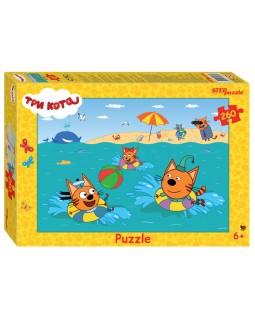 "Мозаика ""puzzle"" 260 ""Три кота"" (АО ""СТС"")"