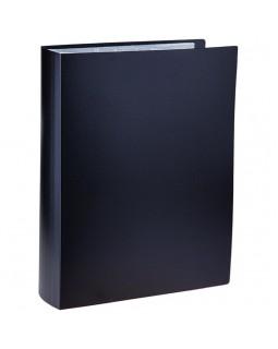 Папка со 100 вкладышами OfficeSpace, 30мм, 600мкм, черная