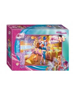"""Мозаика """"puzzle"""" 54""""Winx""""(Rainbow)"""