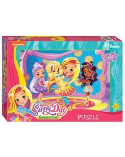 """Мозаика """"puzzle"""" 160 """"Sunny Day"""" (Никелодеон)"""