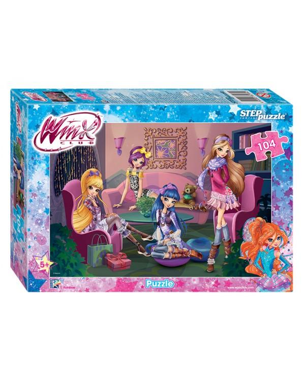 """Мозаика """"puzzle"""" 104 """"Winx"""" (Rainbow)"""