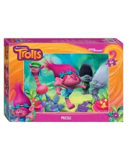 "Мозаика ""puzzle"" 160 ""Trolls"" (DreamWorks)"
