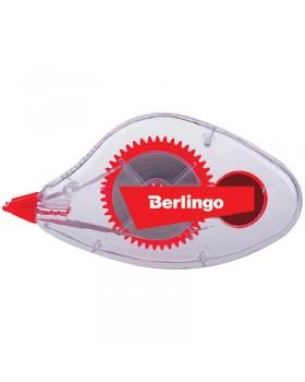 Корректирующая лента Berlingo, 5мм*8м, блистер