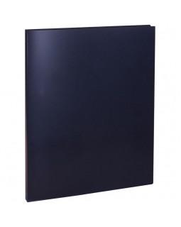 Папка с пружинным cкоросшивателем OfficeSpace, 14мм, 450мкм, черная