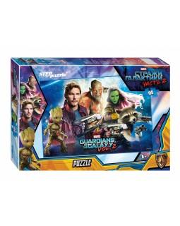 """Мозаика """"puzzle"""" 160 """"Стражи галактики - 2"""" (Marvel)"""