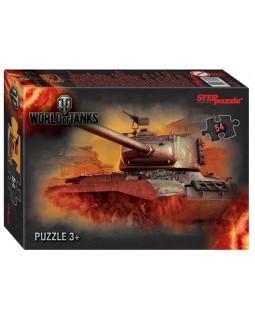 "Мозаика ""puzzle"" 54 ""World of Tanks"" (Wargaming)"