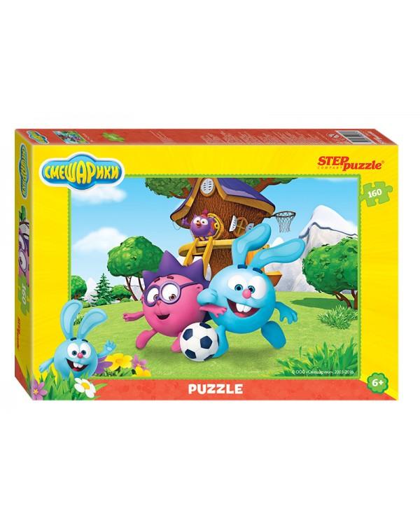 "Мозаика ""puzzle"" 160 ""Смешарики"" (Мармелад Медиа)"