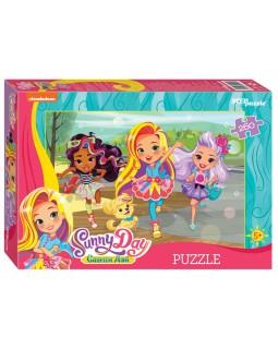 """Мозаика """"puzzle"""" 260 """"Sunny Day"""" (Никелодеон)"""