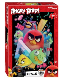 Мозаика puzzle 160 Angry Birds