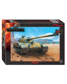 "Мозаика ""puzzle"" 104 ""World of Tanks"" (Wargaming)"
